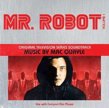 Mac Quayle<br>Mr. Robot: Volume 1 (Original Television Series Soundtrack)<br>CD